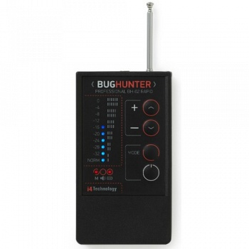 "Детектор жучков ""BugHunter Professional BH-02 Rapid"""